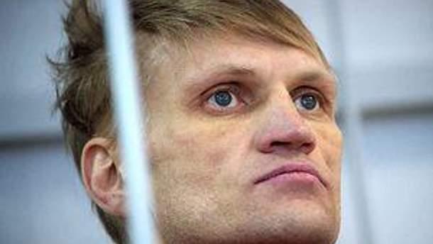 Ув'язнений опозиціонер Сергій Коваленко