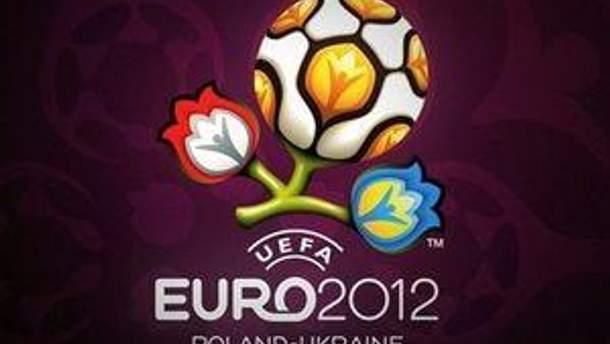 Логотип Євро-2012