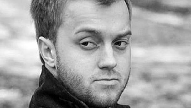 Журналист Константин Усов