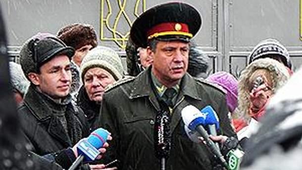 Начальник Качановской колонии Иван Первушкин