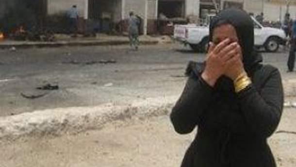 Вибухи в Іраці