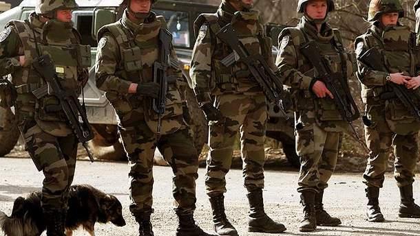Миротворці НАТО