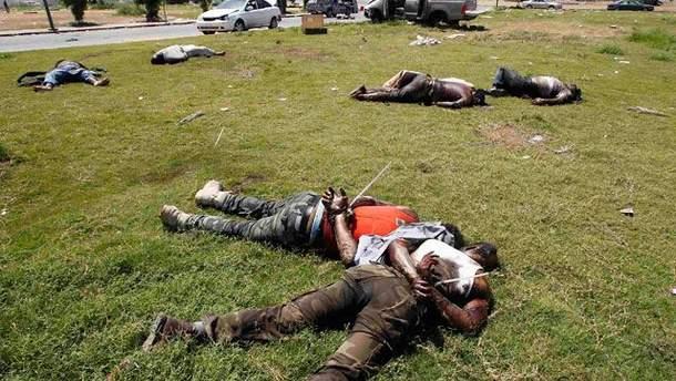 Солдаты в Сирии