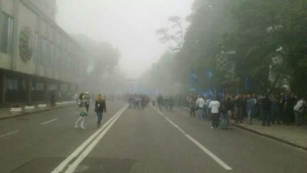 Партія регіонів у Києві