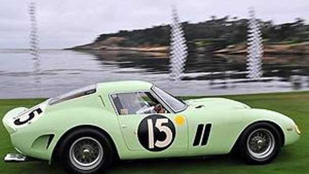 Ferrari 250 GTO 1962 року випуску