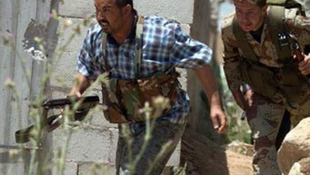 Повстанці у Сирії