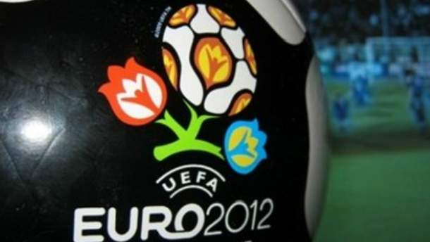 Логотип ЕВРО-2012