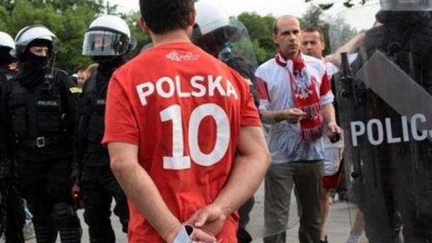 Полиция задержала участников столкновения