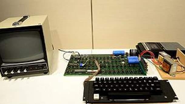 Комп'ютер Apple-1