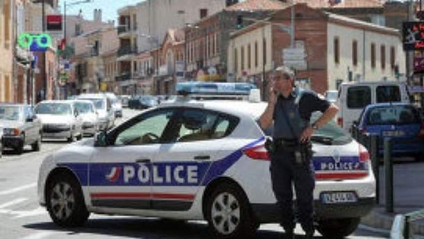 Французькі поліцейські