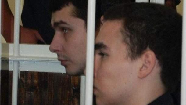 Обвиняемые в убийстве Оксаны Макар