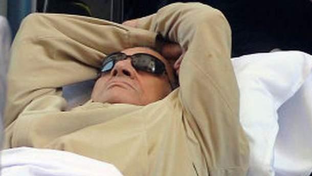 Хосні Мубарак