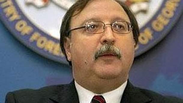 Міністр закордонних справ Грузії Григол Вашадзе