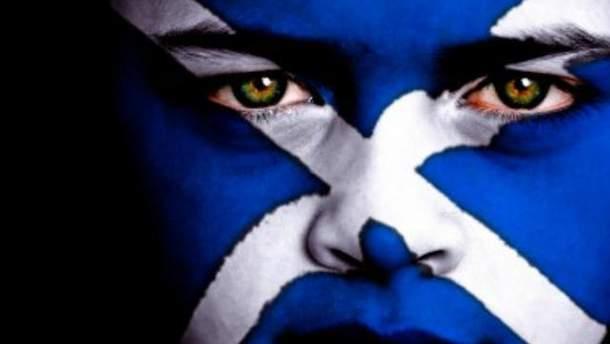 Шотландський прапор