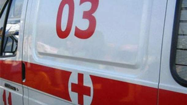 Авто швидкої допомоги