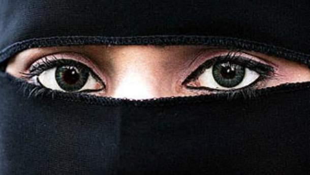 Жительница Саудовской Аравии