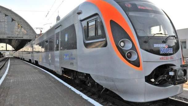 Скоростной поезд Hyundai