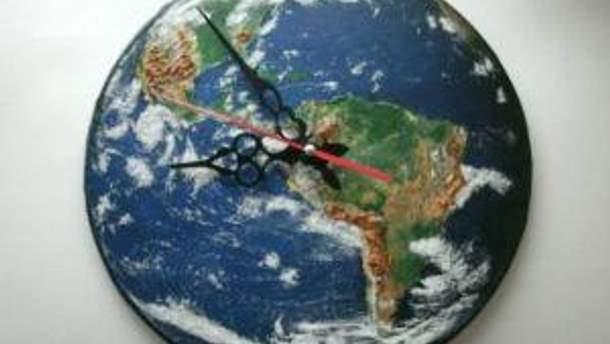 Час на Землі