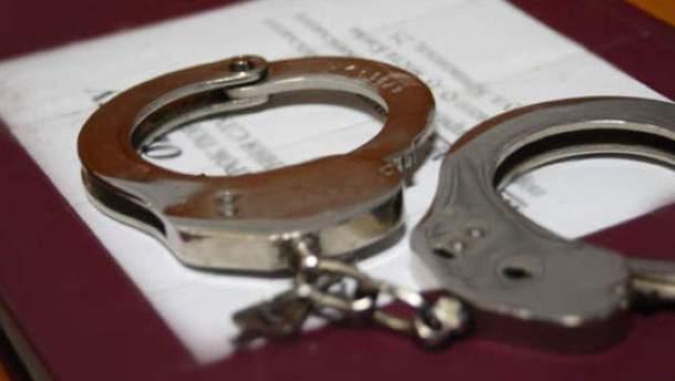 Міліціонера заарештували