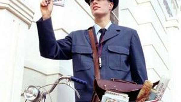 Грабитель переоделся в форму почтальона