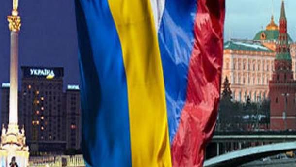 Україна і Росія