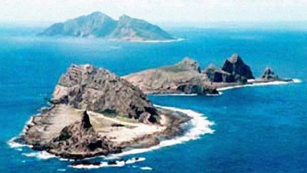Спірні острови Сенкаку