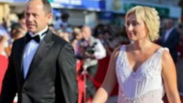 Сергій Тігіпко з донькою