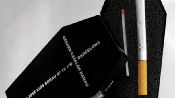Сигареты вызывают 5% болезней