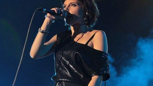 Ірена Карпа на фестивалі