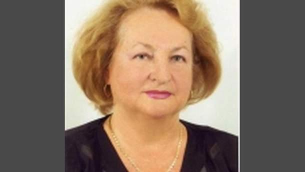 Шаповал Валентина Дмитрівна