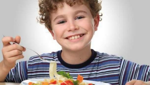 Школярам на сніданок макарони