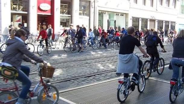 Брюссель без автомобілів