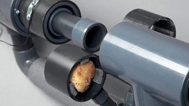 Картофельная пушка