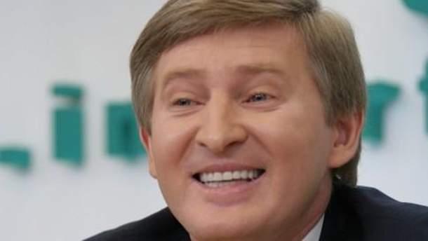 """Рінат Ахметов - один з """"найактивніших"""" депутатів"""
