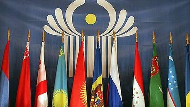 Держави-учасниці СНД