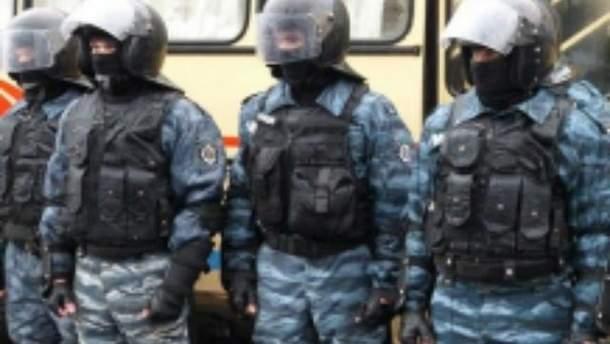 Наряд міліції