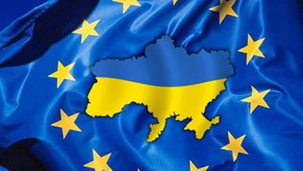 Украина–ЕС