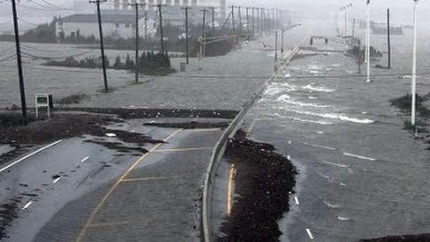 "Ураган ""Сэнди"""
