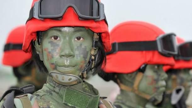 Тайваньские военные