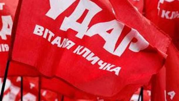 Партія УДАР