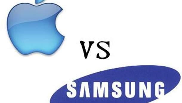 Samsung проти Apple