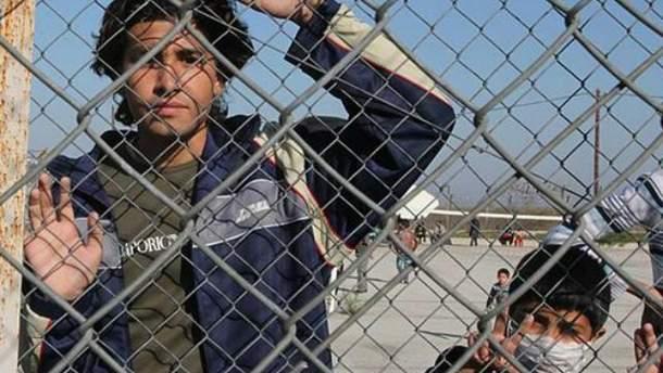Сирійські біженці