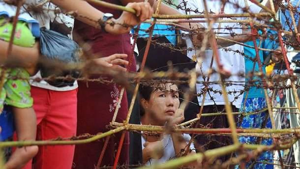 Тюрма у М'янмі
