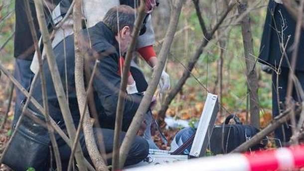 Знайдене тіло поблизу столичного парку