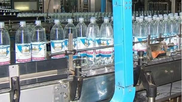 Миргородський завод мінеральних вод