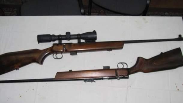 Гвинтівки