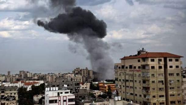 Сектор Газа