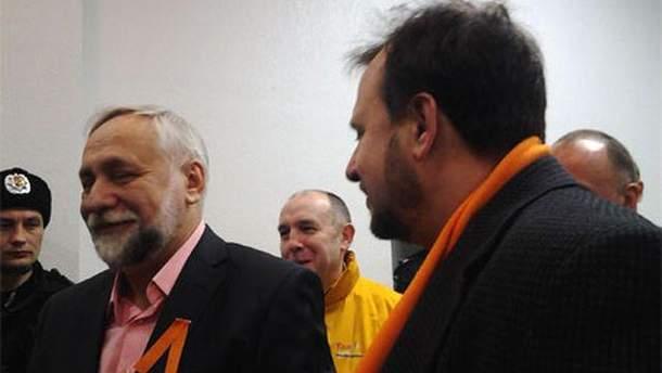 Юрий Кармазин и Виктор Уколов