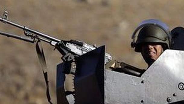 Сирійський військовий