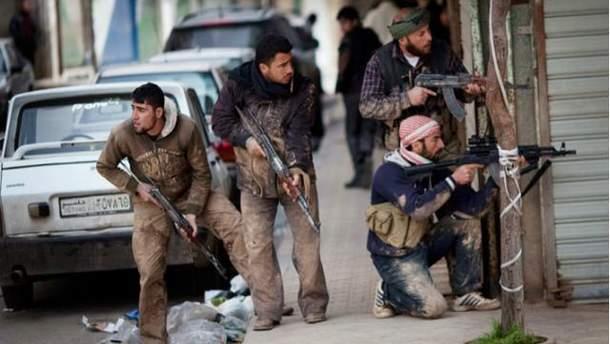Сирійські повстанці